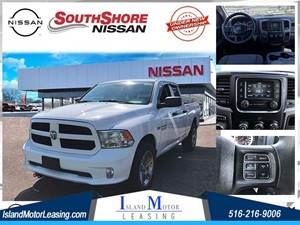 Picture of a 2017 Ram 1500 Express