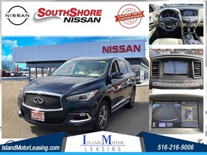 Picture of a 2017 INFINITI QX60 Base