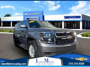 Picture of a 2020 Chevrolet Suburban LT
