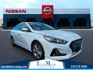 Picture of a 2018 Hyundai Sonata Limited