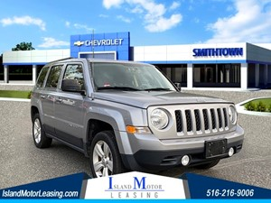Picture of a 2016 Jeep Patriot Latitude