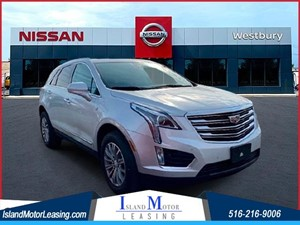 Picture of a 2017 Cadillac XT5 Luxury