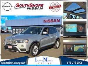 Picture of a 2017 BMW X3 xDrive28i