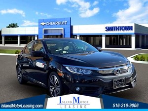 Picture of a 2017 Honda Civic EX-T
