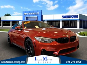 Picture of a 2015 BMW M4 Base