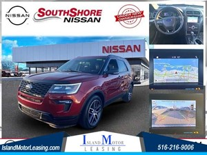 Picture of a 2019 Ford Explorer Sport