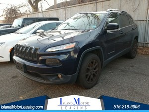 Picture of a 2014 Jeep Cherokee Latitude