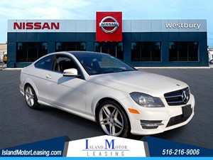 Picture of a 2014 Mercedes-Benz C-Class C 250