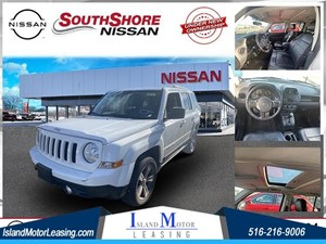 Picture of a 2017 Jeep Patriot Latitude