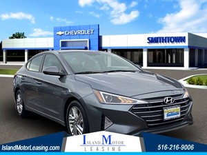 Picture of a 2019 Hyundai Elantra SEL