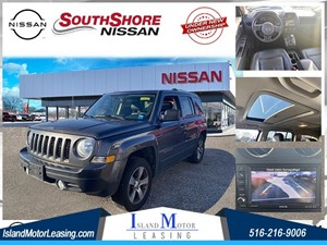 Picture of a 2017 Jeep Patriot High Altitude