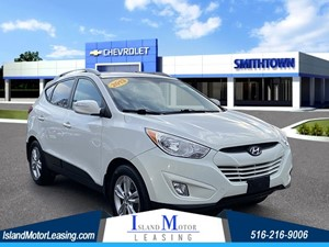 Picture of a 2013 Hyundai Tucson GLS