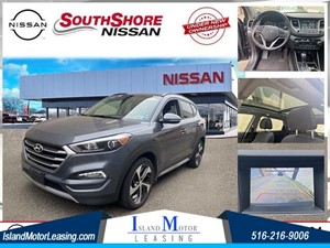 Picture of a 2018 Hyundai Tucson Value