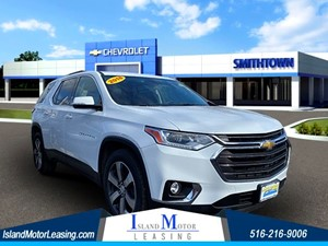 Picture of a 2018 Chevrolet Traverse LT Leather