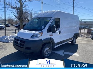 Picture of a 2018 Ram ProMaster 1500 Base