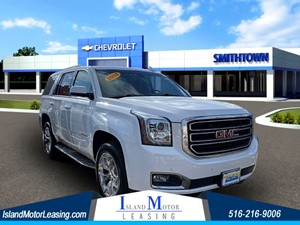 Picture of a 2018 GMC Yukon SLE