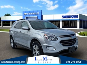Picture of a 2016 Chevrolet Equinox LT