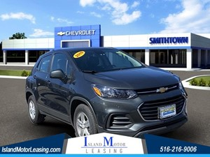 Picture of a 2019 Chevrolet Trax LS