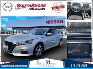 Picture of a 2020 Nissan Altima 2.5 S