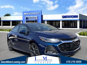 Picture of a 2019 Chevrolet Cruze LT