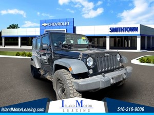 Picture of a 2016 Jeep Wrangler Unlimited Sport