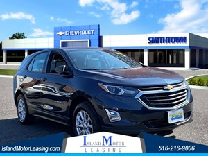 Picture of a 2018 Chevrolet Equinox LS