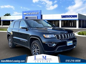 Picture of a 2018 Jeep Grand Cherokee Limited