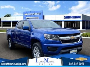 Picture of a 2018 Chevrolet Colorado LT