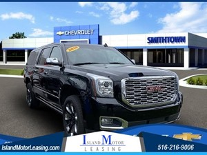 Picture of a 2018 GMC Yukon XL Denali