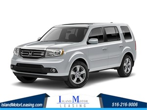 Picture of a 2015 Honda Pilot EX-L