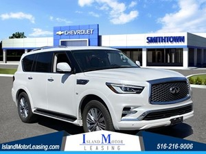 Picture of a 2019 INFINITI QX80 LUXE