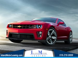 Picture of a 2013 Chevrolet Camaro ZL1