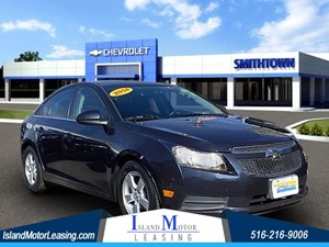 Picture of a 2014 Chevrolet Cruze 1LT