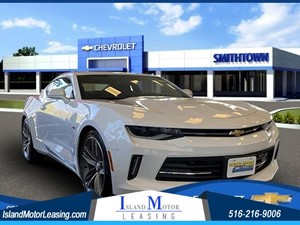 Picture of a 2018 Chevrolet Camaro 1LT