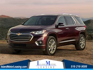Picture of a 2019 Chevrolet Traverse LT