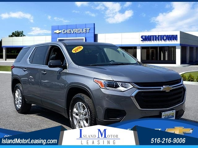 Chevrolet Traverse LS in Hicksville