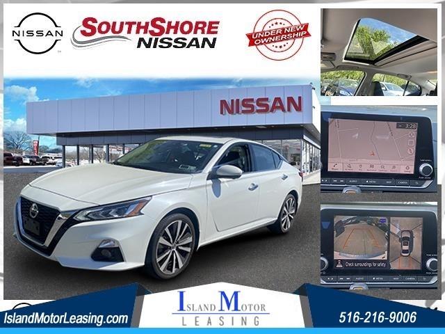 Nissan Altima 2.5 Platinum in Hicksville