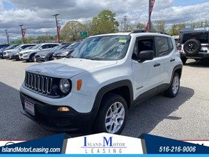 Picture of a 2018 Jeep Renegade Sport