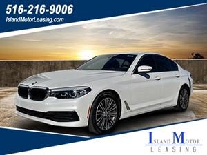 Picture of a 2019 BMW 5 Series 540i xDrive Sedan 540i xDrive Sedan