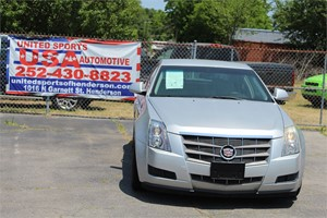 2009 CADILLAC CTS for sale by dealer