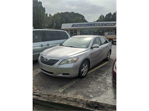 2007 TOYOTA CAMRY LE for sale by dealer