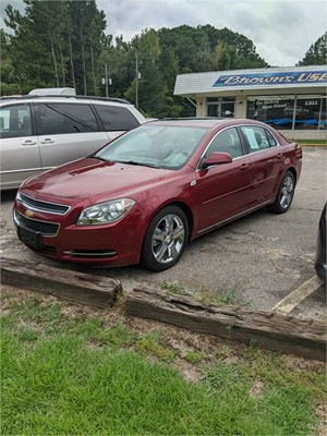 2011 CHEVROLET MALIBU 2LT for sale by dealer