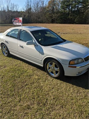 2002 LINCOLN LS for sale by dealer