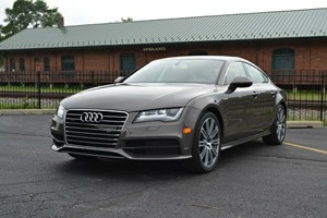2012 AUDI A7 PRESTIGE for sale by dealer