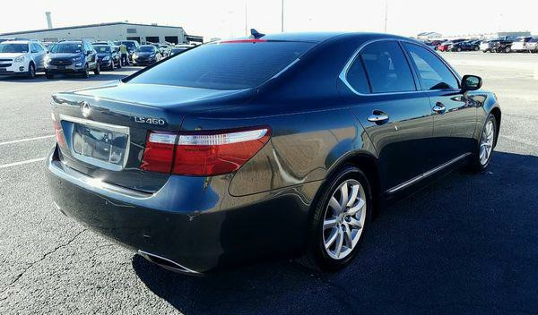 Ls 460 For Sale >> 2009 Lexus Ls 460 For Sale In Raleigh