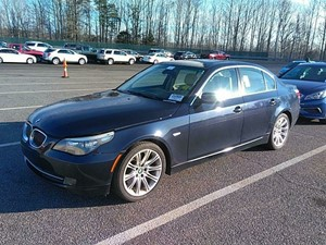 Picture of a 2008 BMW 535I