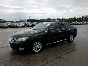 Picture of a 2010 LEXUS ES 350