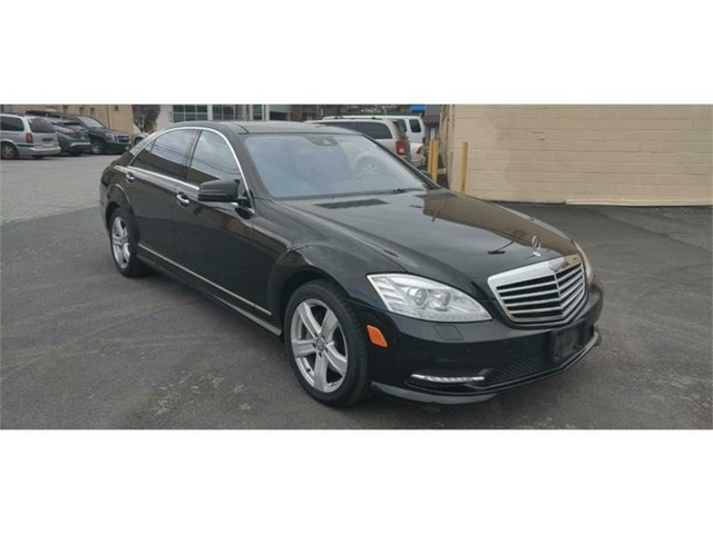 MERCEDES-BENZ S550 4MATIC in Raleigh