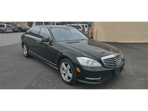 2012 MERCEDES-BENZ S550 4MATIC for sale by dealer