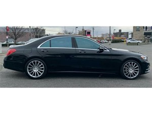 Picture of a 2015 MERCEDES-BENZ S550
